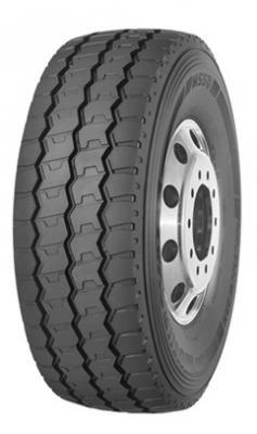 HS50 Wide Base Tires