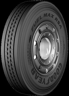 Fuel Max RSA Tires